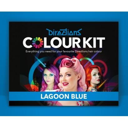 Kit culoare  Lagoon Blue...