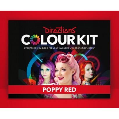 Kit culoare Poppy Red...